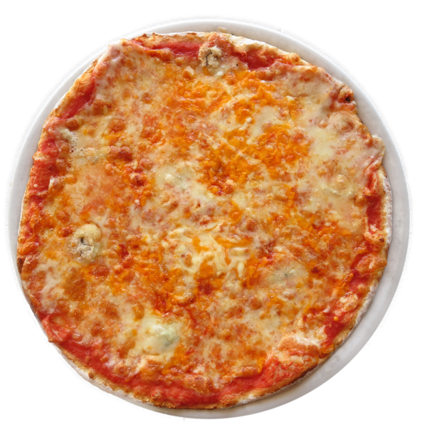 tomato, mozzarella, mixed cheese