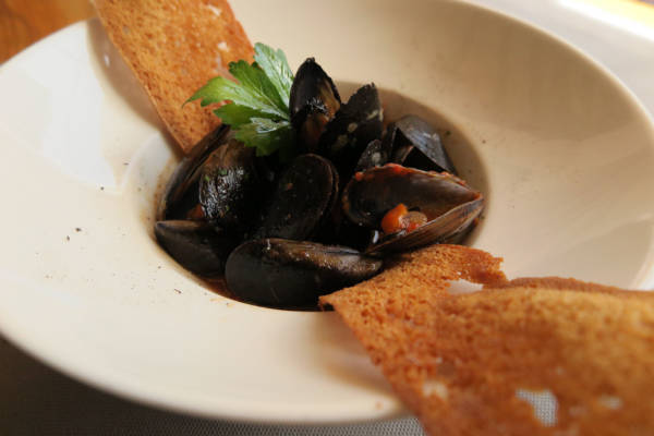 MUSSELS SOUTE