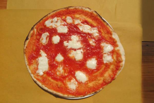 tomato, buffalo mozzarella