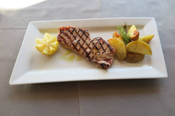 Entrecote with Roasted Potato