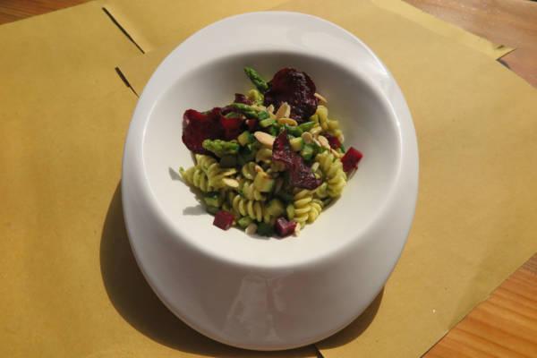 Vegetarian Kamut Fusilli